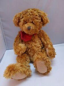 "Russ Sutton Teddy Bear Plush 13"" Stuffed Animal toy #2"