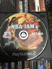 Nba Jam (Sony Playstation 2 ps2). Disc Only.