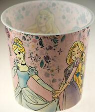 Disney Princess Pastel Children's Bedroom Waste Paper Bin
