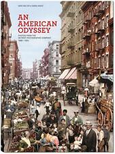An American Odyssey von Marc Walther und Sabine Arqué (2014, Gebundene Ausgabe)