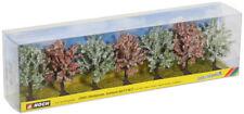 NOCH 25092 échelle H0, TT, N, Z , les arbres fruitiers, FLEURS 7 pièces environ