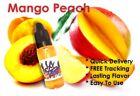 1 x 15ML Mango Peach Flavor E  Juice Vape E  Liquid Atomizer Vapor No Nicotine