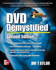 DVD Demystified by Jim Taylor (Mixed media product, 1999)