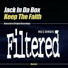 Jack In Da Box - Keep The Faith  CD-R (2013, CD NEUF)