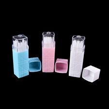60Pcs Plastic Dental Picks Oral Hygiene 2 Way Interdental Brush Tooth Pick RU