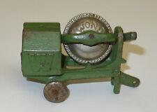 Antique Hubley Wonder Cast Iron Cement Mixer Toy