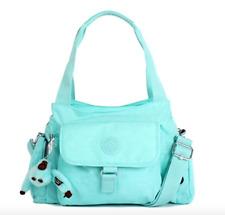 KIPLING FAIRFAX FELIX LARGE Handbag Shoulder CrossBody Bag Fresh Teal