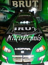 NHRA RON CAPPS 1:16 MILESTONE Diecast BRUT Nitro TOP FUEL Funny Car DSR Hemi