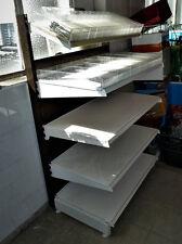 1m Lagerregal Sortierregal Regal Lager H 160cm mit Fächer Tegometall gebraucht