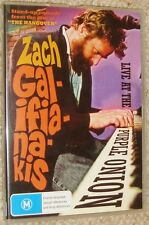 R4 DVD Zach Galifianakis - Live At The Purple Onion VERY GOOD CONDITION