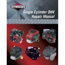 BRIGGS and STRATTON 272144 Vanguard V-Twin OHV Repair Manual Shop Technician