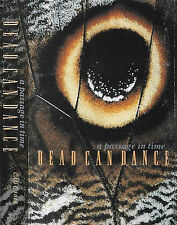 DEAD CAN DANCE PASSAGE IN TIME CASSETTE ALBUM 4AD Ethereal Neofolk Tribal