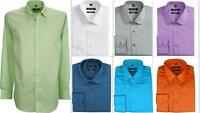 Bellissimo Luxury Modern Fit Wrinkle Free Cotton Rich Shirts