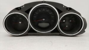 2010-2011 Cadillac Cts Speedometer Instrument Cluster Gauges Tn157550-5582 76455