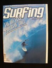 Surfing Magazine Uncirculated 2003 Vol.39 Sep. Surfing Hawaii Surfer Longboard
