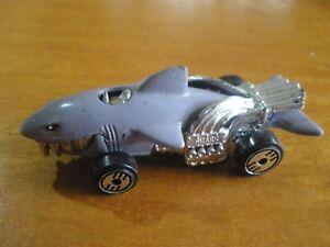 Hot Wheels - Purple Shark Cruiser - 1986 - VGC