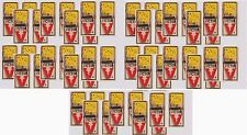 >>100 Traps VICTOR Easy Set Mouse Trap w/ Cheese Kills Mice Quick Wood Base M035