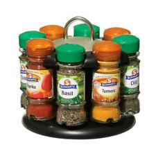 Premier Housewares Plastic Spice Jars & Racks