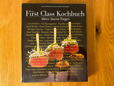 Das First Classs Kochbuch wenn Sterne Fliegen Kochen Essen Sterneküche Genießen