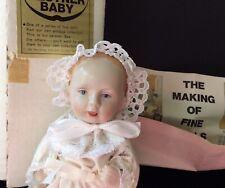 kestner baby 5 1/2� fully jointed porcelain / Shackman repro/made in Japan