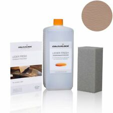 COLOURLOCK® Leder Fresh Tönung 1000 ml Bentley light cream / pale bush / pale
