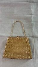 269e451042c2b VINTAGE - Original GOBELIN - Tasche   Abendtasche   Handtasche   Gold