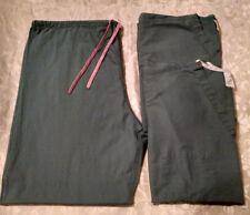 Standard Textile Uniform Nursing Scrub Tops & Bottoms - Surgical Green