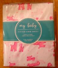 My Baby Fitted Crib Sheet