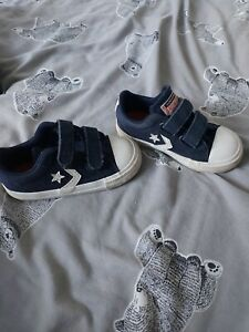 Infant Converse Size 8 Boys