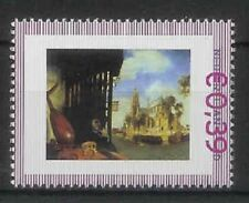 Persoonlijke zegel Rembrandt MNH 2420-A-32: Gezicht op Delft