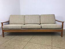 60er 70er Ans sofa daybed canapé-lit danish design DENMARK Mid Century 60 s 70 s