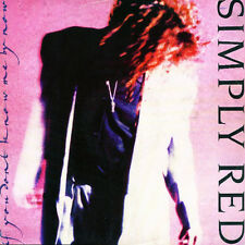 Simply Red - If You Don't Know Me By Now / Move On Out (Live) / Shine (Live) 12""