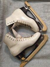 Sp Teri Ice Skate size 6.5 N John Wilson blade 9.5� San Francisco Pat-3413736