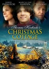 Thomas Kinkade's Christmas Cottage DVD Jared Padalecki Marcia Gay Harden