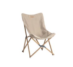 Lightweight Foldable Camping Chair – Khaki