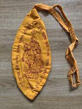 Japa Meditation Mala Bead Hinduism Yoga Bag Chanting Indian Spirituality Beads