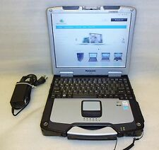 Panasonic CF-30 Toughbook 80GB Touchscreen laptop Windows 10 3GB Core 2 1.6GHz