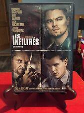 DVD - Les infiltrés - Léonardo Di Caprio - Matt Damon - Jack Nicholson