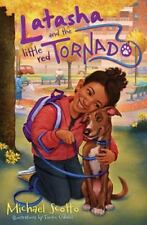Latasha and the Little Red Tornado-ExLibrary