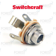 """Switchcraft ® SC12 Jack stereo input 1/4"""", inch"""