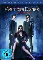 The Vampire Diaries - Staffel 4 [5 DVDs] von Siega, Marco... | DVD | Zustand gut