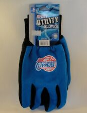 Los Angeles Clippers NBA Sport Utility Gloves Blue Black