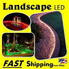 BEAUTIFUL Colored Stone & Mulch Border LED Light KIT - - NEW Home & Garden IDEAS