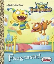 NEW Fang-tastic! (Disney Junior: Henry Hugglemonster) (Little Golden Book)