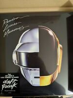 Daft Punk Random Access Memories Double Vinyl LP. Mint, SEALED, RARE, Brand New