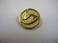 Vintage Collectible Pin: Dove Gold Tone Wonderful Design