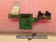 HP 625 620 Audio Jack Card Reader Board W/Cable 6050A2330501 / 6050A2330301