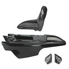 Kit carénage Capot 4 Parties de carénage en noir pour Yamaha PW50 PW 50