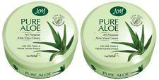 Joy Pure Aloe All Purpose Aloe Vera Cream 200ml (pack of 2) free shipping world