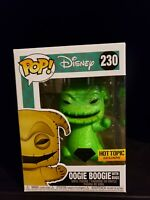 Funko Pop! Disney: OOGIE BOOGIE W/BUGS Diamond #230 (HT Exclusive)